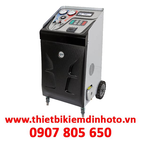 máy nạp ga, máy nạp ga điều hòa, spin kc100, máy xạc ga